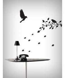 Bird & Tree