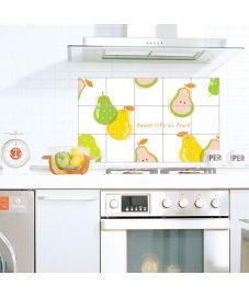 Kitchen Sheet - Pear