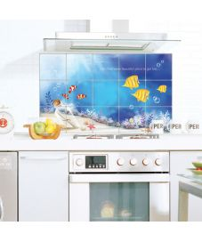 Kitchen Sheet - Aquarium