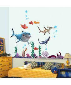 Shark Tale & Nemo