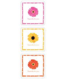 Tiles-Flowers (6 pcs)