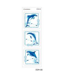 Tiles-Dolphin 2 (6 pcs)