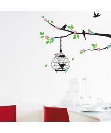 Bird & Tree 3