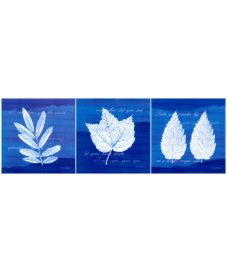 Tiles-Leaves (6 pcs)