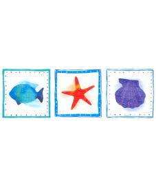 Tiles-In The Sea (6 pcs)