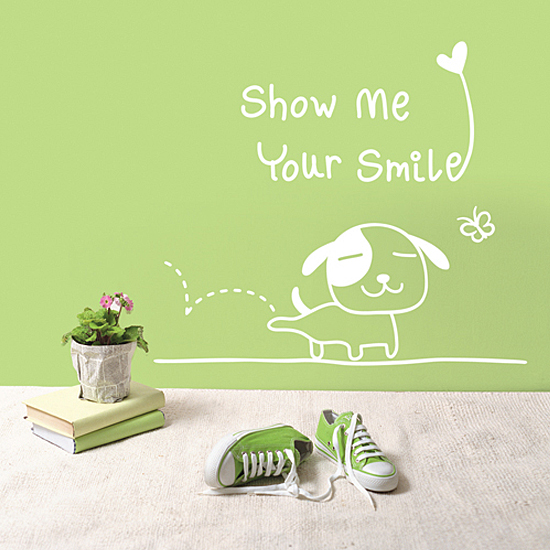 Show Me Your Smile