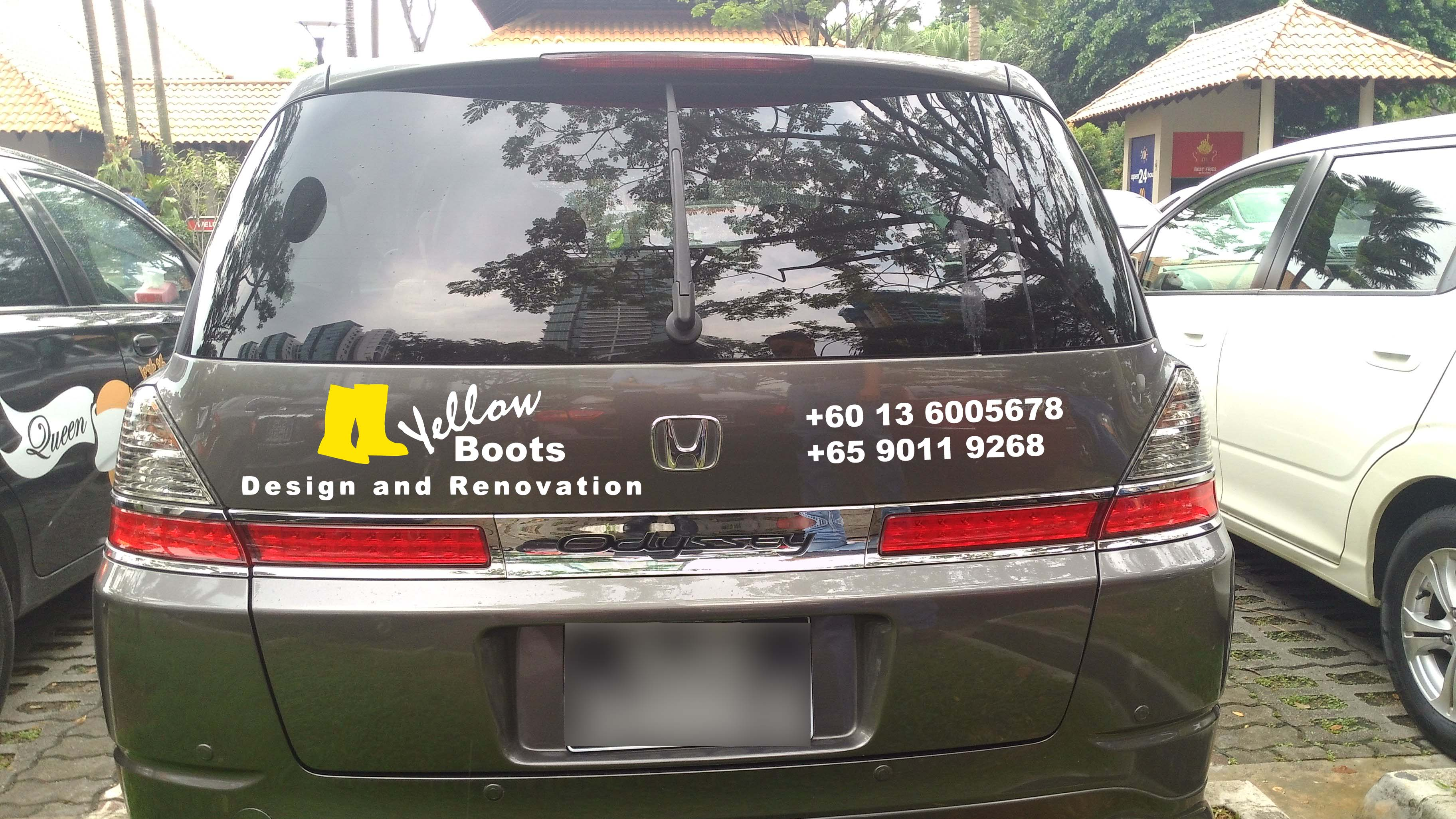 Customise Decal