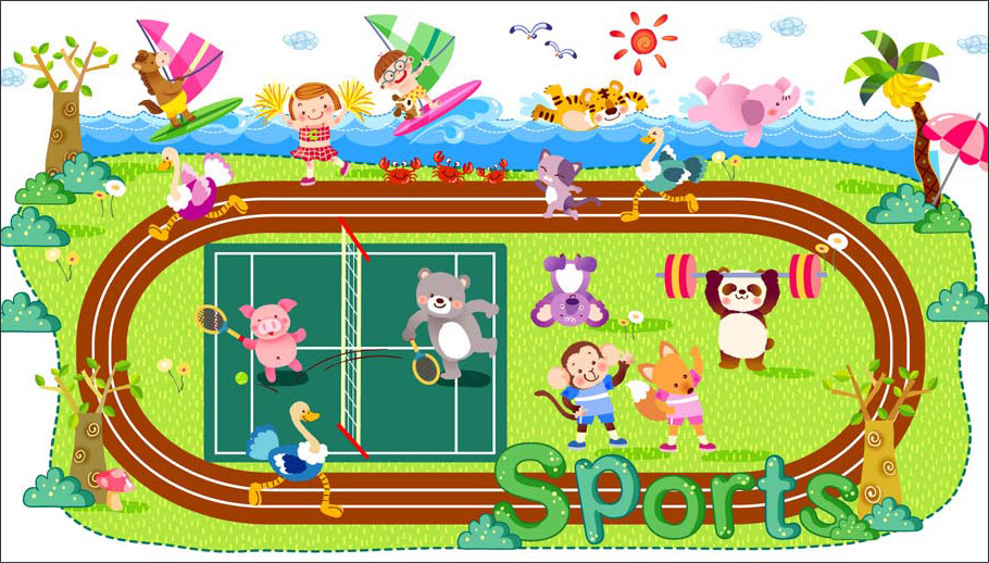 Animal Olympic