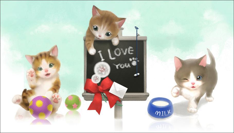 Cat Friends 1